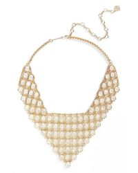 Kendra Scott | Metallic 'giada' Collar Necklace | Lyst