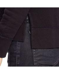 Polo Ralph Lauren - Black Fleece Crewneck Sweatshirt - Lyst