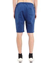 Sunspel - Blue 男裝及膝短褲 for Men - Lyst