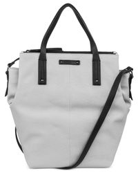 Kenneth Cole Reaction | Natural Double Duty Tote | Lyst