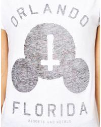 Zoe Karssen - Orlando Florida Tshirt - Lyst