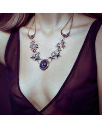 Pamela Love   Metallic Moon Age Dream Necklace   Lyst