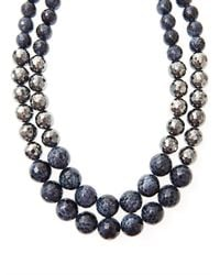 Weekend by Maxmara | Blue Lugano Necklace | Lyst