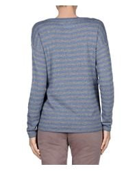 Napapijri | Blue Sweater | Lyst
