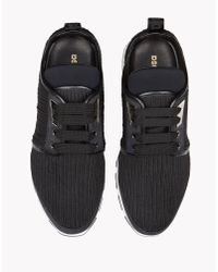 DSquared² - Black Marte Run Sneakers for Men - Lyst