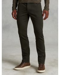 John Varvatos | Brown Woodward Jean for Men | Lyst