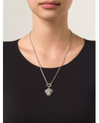 Vivienne Westwood - Metallic 'ryan Monkey' Necklace - Lyst