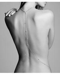 Arme De L'Amour | Metallic Rhomboid Body Chain | Lyst