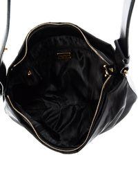 Ferragamo - Black Vara Bow Shoulder Bag - Lyst
