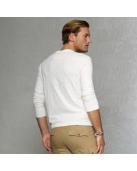 Polo Ralph Lauren | White Great Outdoors Look 4 for Men | Lyst