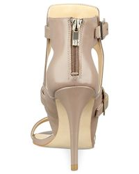 Ivanka Trump | Brown Donalu Dress Sandals | Lyst