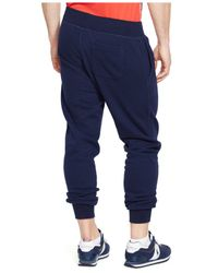 Polo Ralph Lauren | Blue Polo Sport Fleece Pants for Men | Lyst