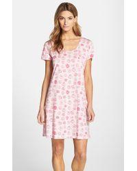 Carole Hochman | Pink Sleep Shirt | Lyst