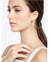 BaubleBar - Metallic Chaka Ear Jackets - Lyst