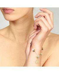 Astley Clarke | Green Mixed Gemstone Waterfall Bracelet | Lyst