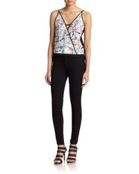 Sachin & Babi - Multicolor Serpentine Top - Lyst