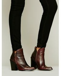 Jeffrey Campbell   Purple 1968 Ankle Boot   Lyst
