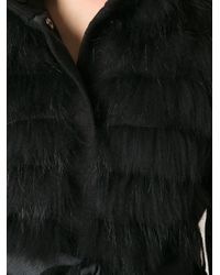Pinko - Black Benicio Coat - Lyst