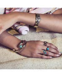 Pamela Love | Blue Frida Ring | Lyst