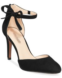 Nine West | Black Howley Dress Pumps | Lyst
