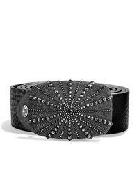 David Yurman | Metallic Naturals Sea Urchin Belt Buckle for Men | Lyst