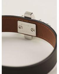 Givenchy - Black 'Obsedia' Bracelet - Lyst