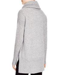 Diane von Furstenberg - Gray Ahiga Cashmere Turtleneck Sweater - Lyst
