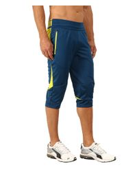 PUMA - Blue Flicker Knicker for Men - Lyst