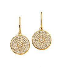 Astley Clarke | Metallic Icon Drop Earrings | Lyst