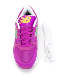 New Balance Pink '530' Sneakers