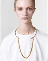 Bjorg - Metallic Gold The Lucid Dream Necklace - Lyst