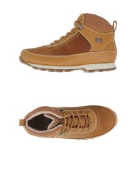 Helly Hansen - Brown High-tops & Trainers - Lyst