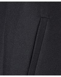 Acne Studios - Black Maja Technical Crop Trousers - Lyst