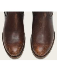 Frye | Brown Jamie Ring Tall | Lyst