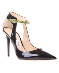 Jimmy Choo | Black Mystic Pump | Lyst