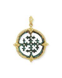 Armenta - Metallic Sueño 18k Gold & White Diamond Artifact Enhancer - Lyst