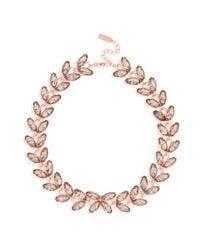 BaubleBar | Pink Vintage Garland Strand | Lyst