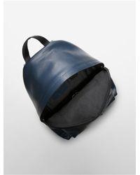 Calvin Klein - Blue Evan Backpack for Men - Lyst