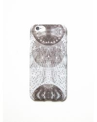 Free People - Gray Abstract Rubber Iphone 5/6 Case - Lyst