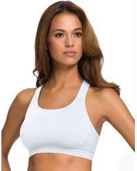 Wacoal | White T Back Sport Bra | Lyst