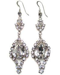 Tom Binns - Metallic Dumont Earrings - Lyst