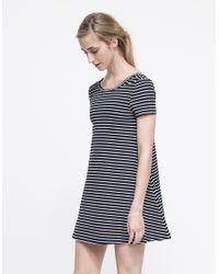 Stelen - Blue Navigator Dress - Lyst