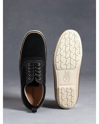 John Varvatos - Black Redding Oxford for Men - Lyst
