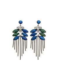 Lionette | Multicolor Tahiti Earrings | Lyst