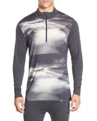 Helly Hansen | Multicolor Base Layer Half Zip T-shirt for Men | Lyst
