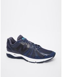 New Balance | Blue Tab 890 Trainers for Men | Lyst