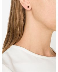 Irene Neuwirth | Black Onyx Stud Earrings | Lyst