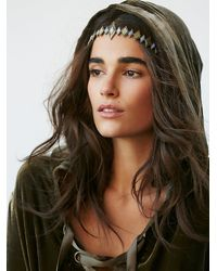 Free People | White Pixie Crown | Lyst