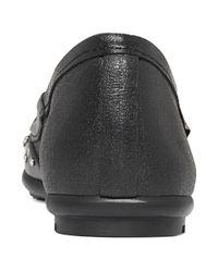 Chooka - Black Stud Eyelet Skimmer Rain Shoes - Lyst