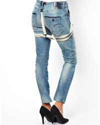 G-Star RAW - Blue Jeans - Lyst